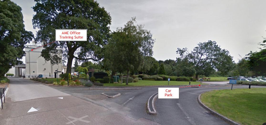 Station Road Car Park Exeter